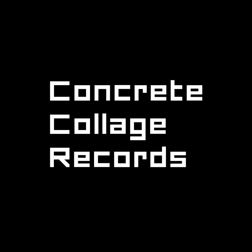 concrete collage records acid braindance breakcore noise